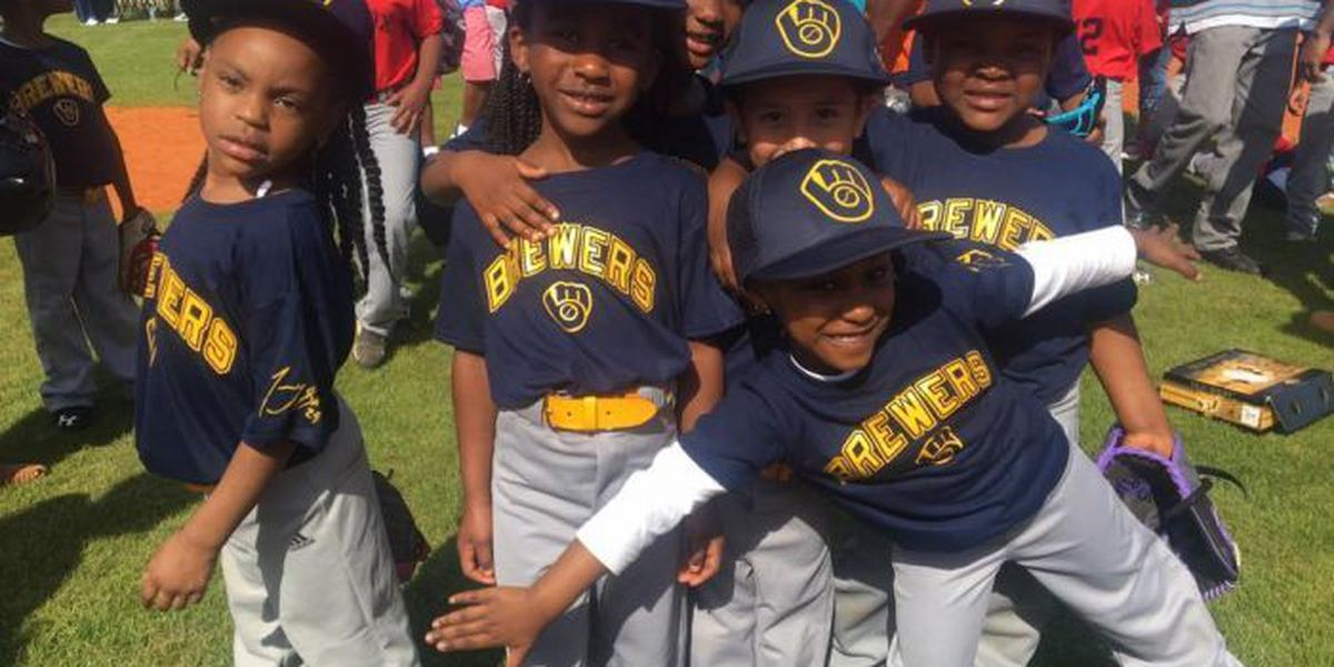 Youth baseball officially returns to Moss Point