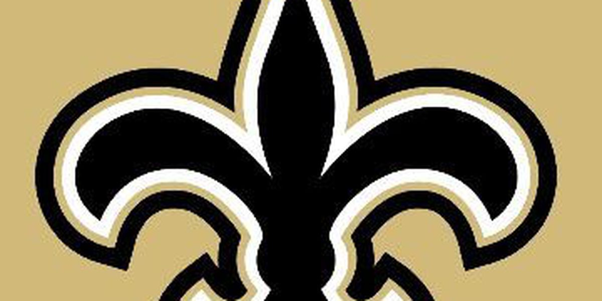 New Orleans Saints holding OTA's in Metairie