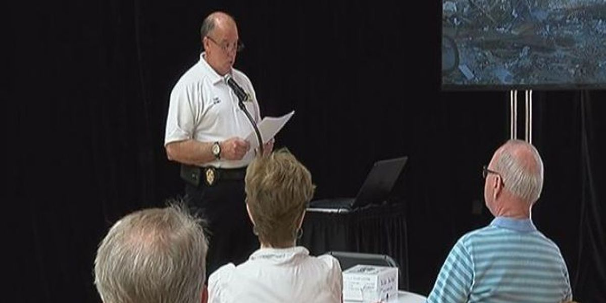 Fire dept. uses Katrina experiences to help other communities