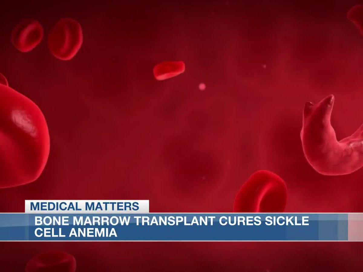 'I gave her life twice;' Mother's bone marrow transplant cures daughter of Sickle Cell Anemia