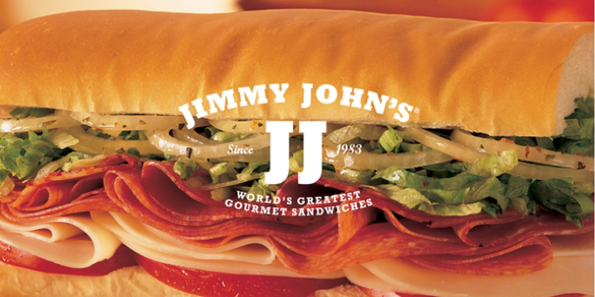 Jimmy Johns to offer $1 sandwiches on Thursday