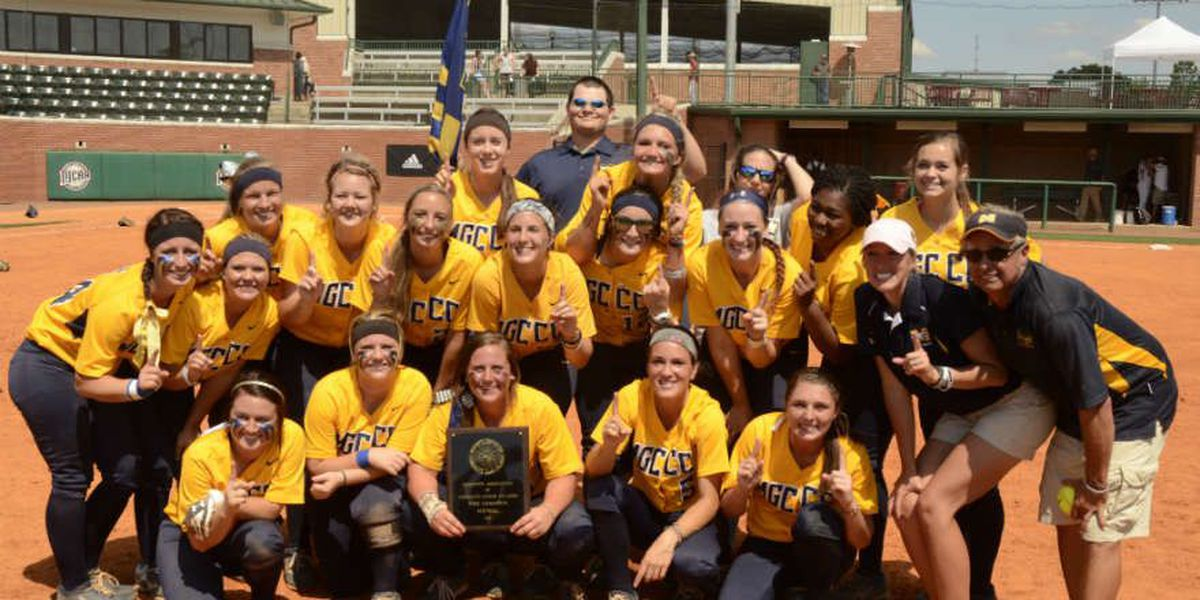 MGCCC softball earns state title and Region 23 tournament berth