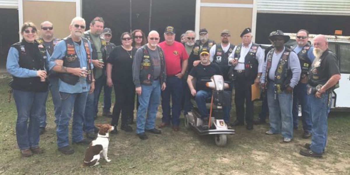 Combat Veterans Motorcycle Association gives back to vets