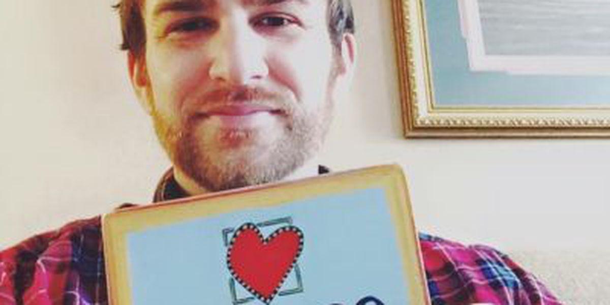 'Here I am': Scuba Steve beats cancer