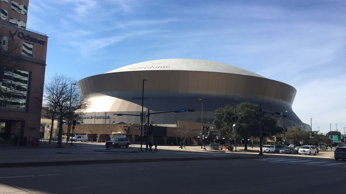 Saints staying in New Orleans to play Carolina Sunday