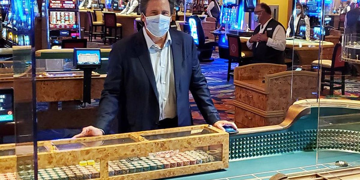 Beau Rivage reopens with new protocols in place