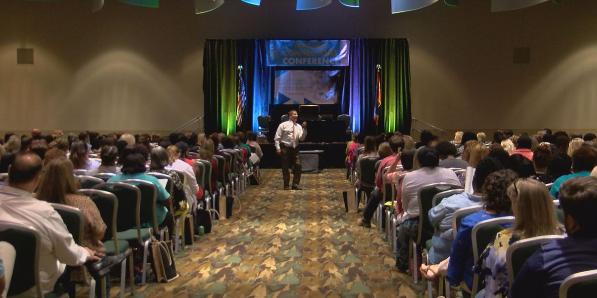 Thousands of teachers gain innovative classroom practices at Making Connections Conference