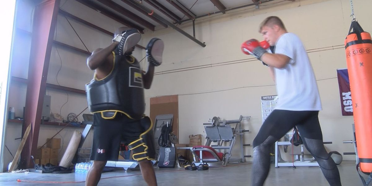 D'Iberville's Chase Sherman ready for his first UFC fight in Salt Lake City next month