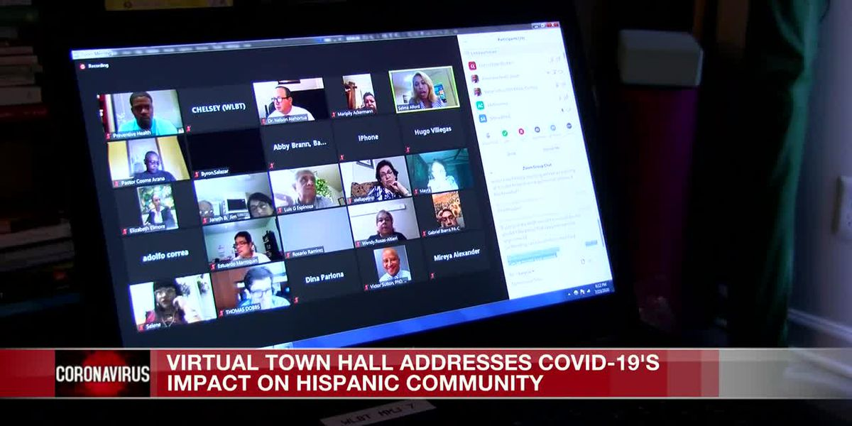 Miss. Department of Health holds COVID-19 virtual meeting for Hispanic community