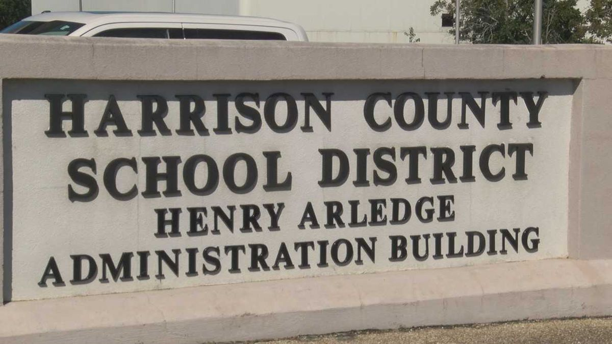 Harrison County Superintendent responds to actions of Biloxi