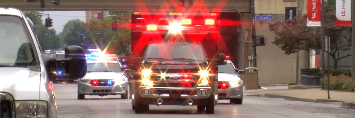 9-year-old sent to hospital after accidentally shooting himself, police say