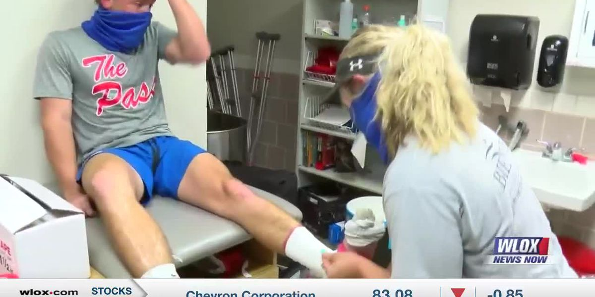 South Mississippi Strong: Athletic trainers playing important role in the return of football