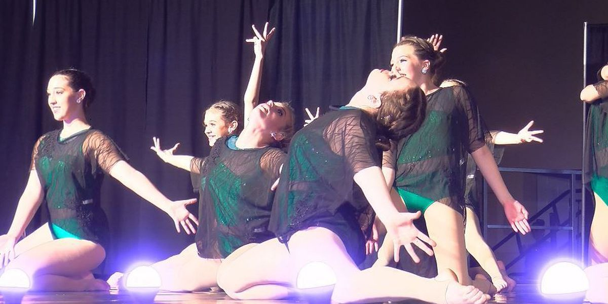 Coast dancers in the spotlight at regional competition