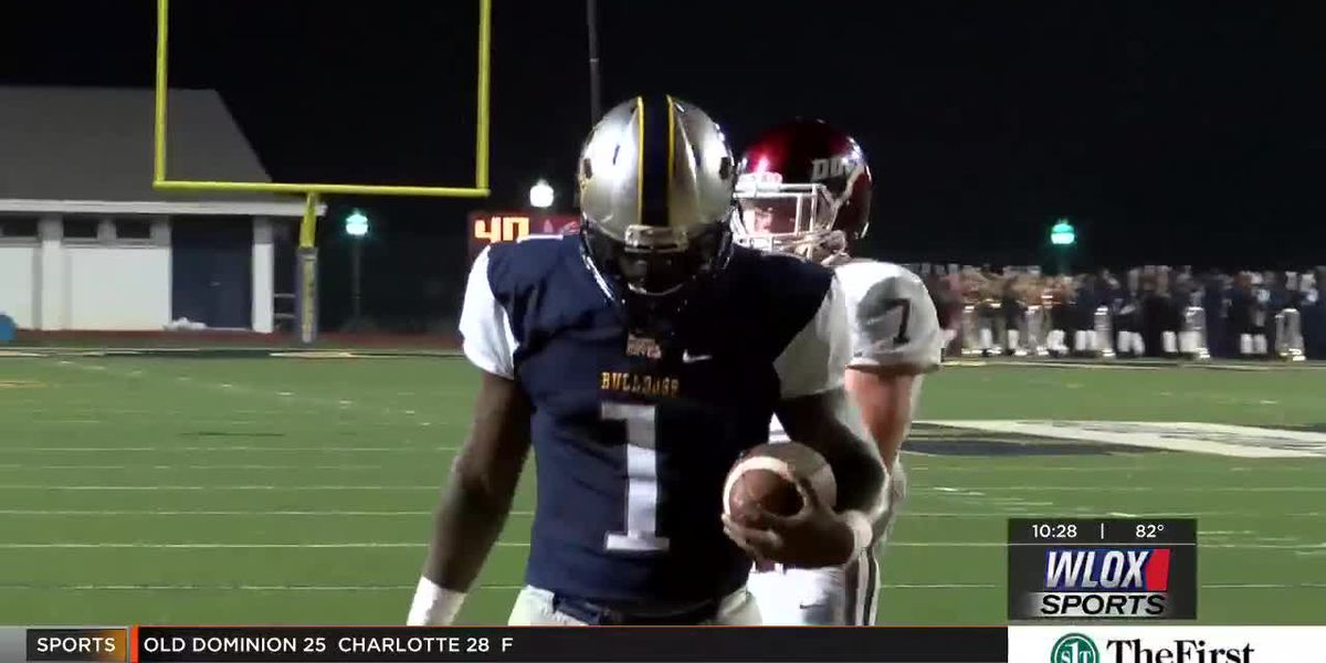 MGCCC QB Lowell Narcisse named MACJC Player of the Week