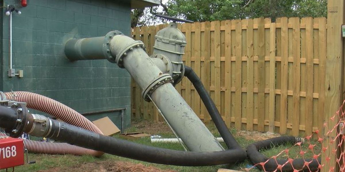 Gautier residents sound off over sewage spill in Bayou LaMotte