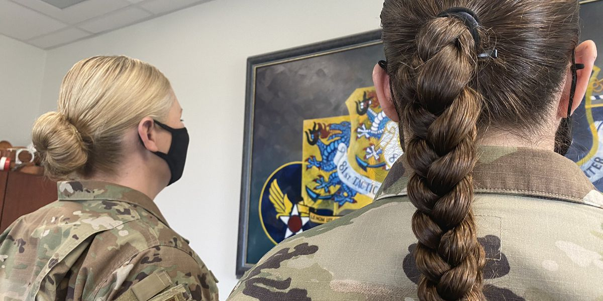 U.S. Air Force changes hair standards for women