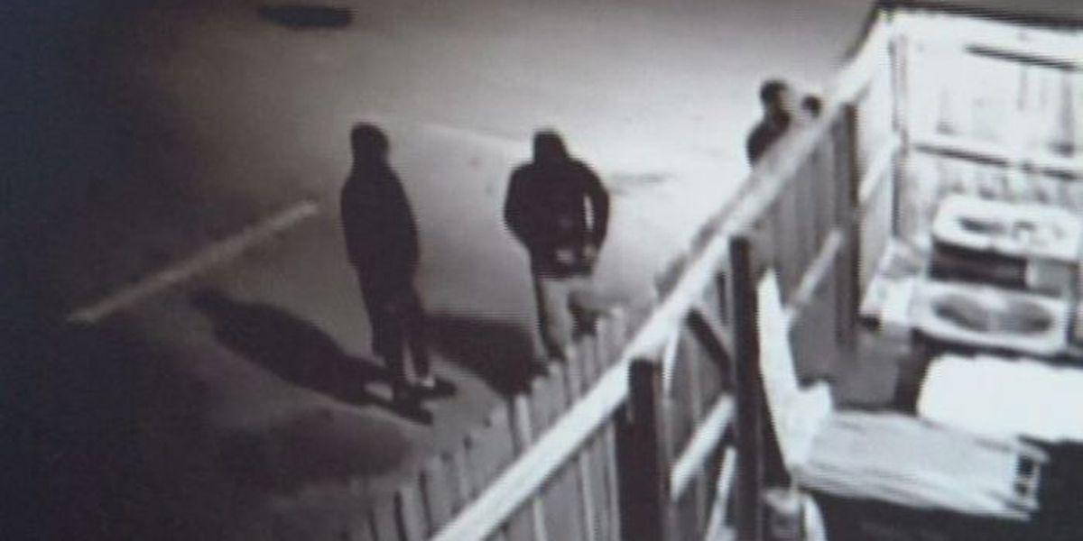 Police search for three Ocean Springs burglary suspects