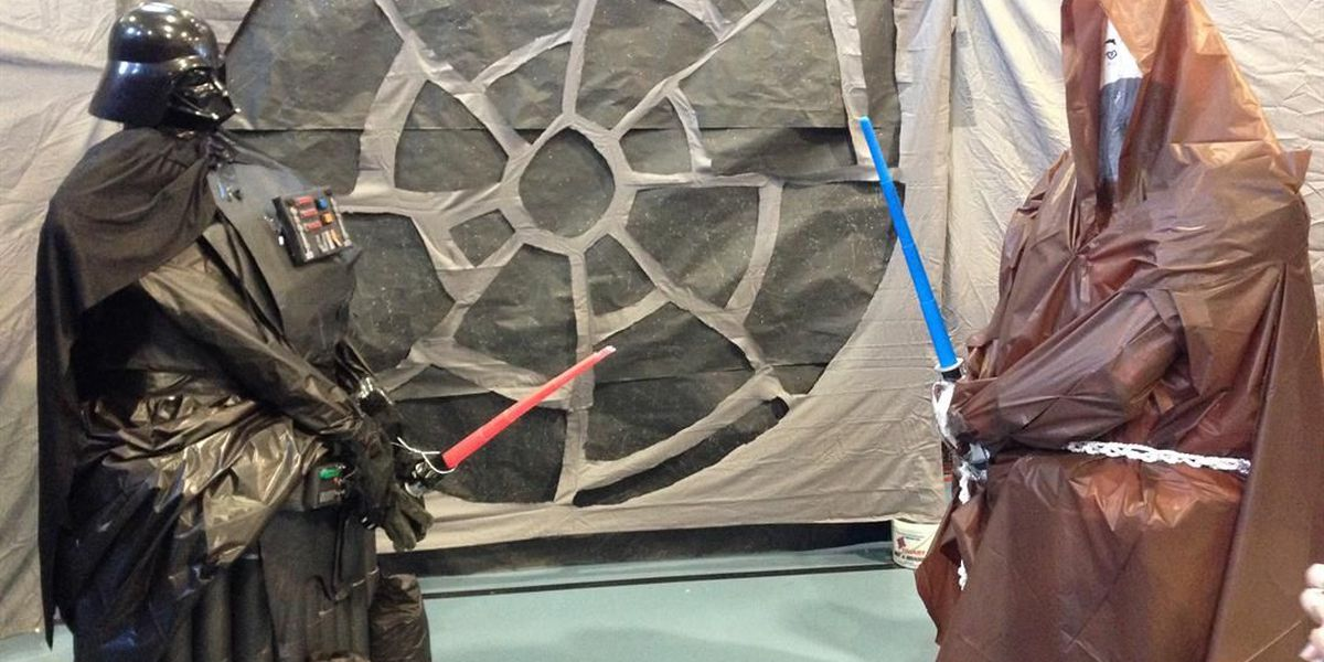 Engineering Week brings Star Wars to Pascagoula