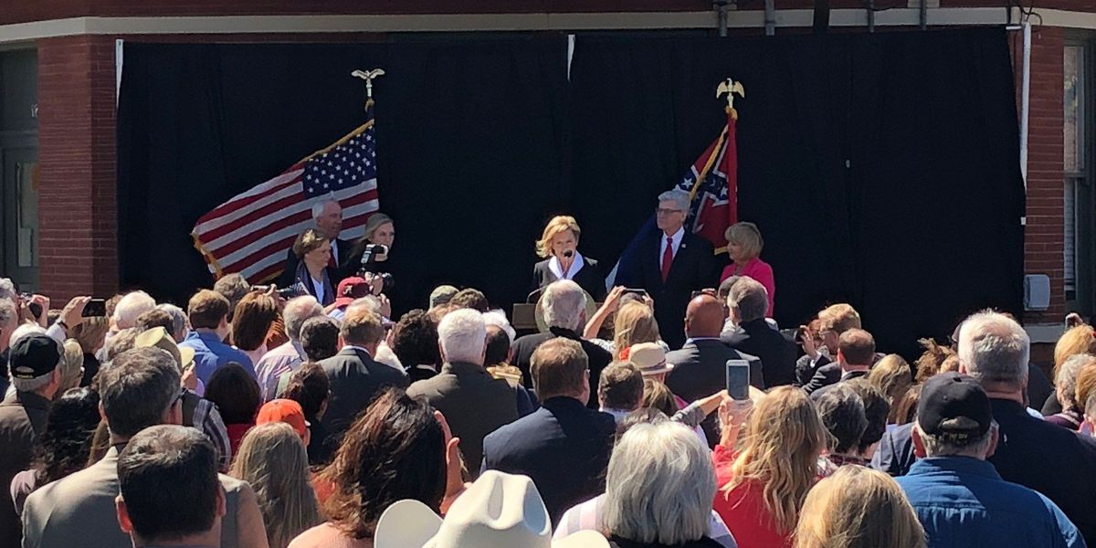 Cindy Hyde-Smith says she is ready for the U.S. Senate