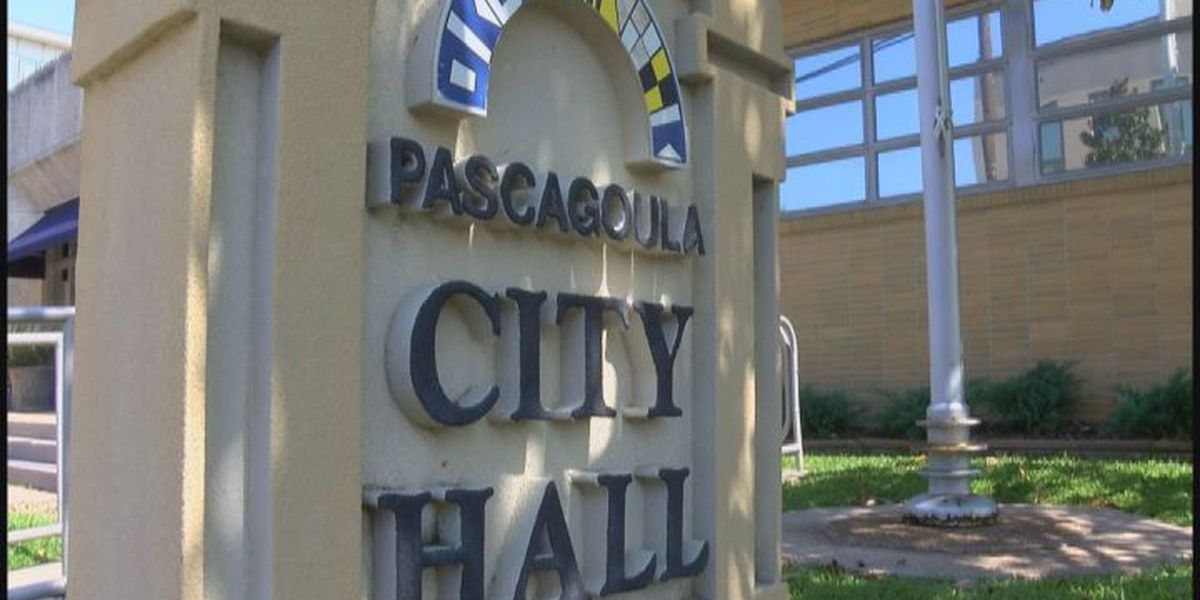 Pascagoula leaders consider changing city logo