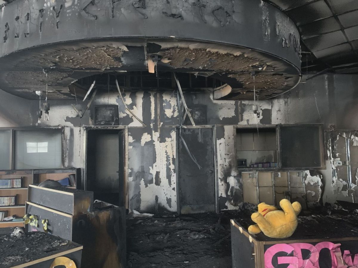 Pascagoula-Gautier school librarians helping small Texas school district recover from fire