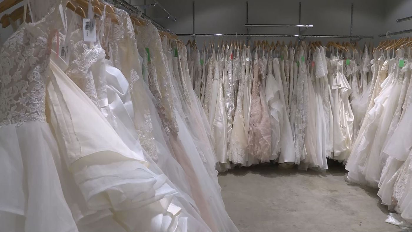 Shop Offering Deep Discounts For National Bridal Sale Day