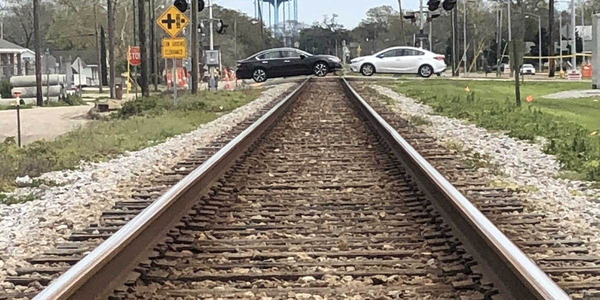 Where is Biloxi on making railroad crossings safer?