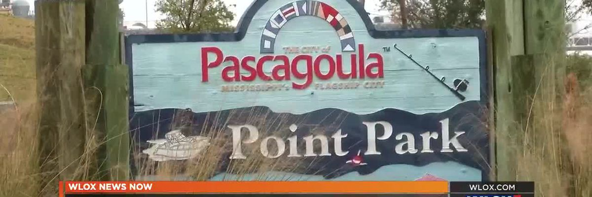Point Park amphitheater project now complete in Pascagoula