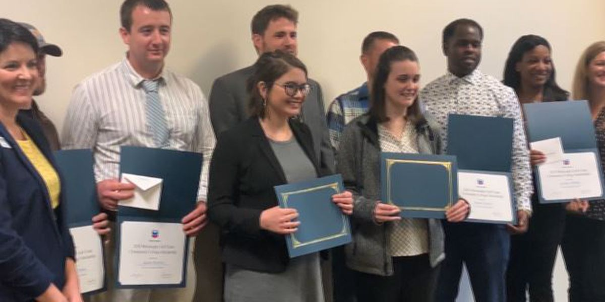 $25,000 in scholarships awarded to Jackson County students