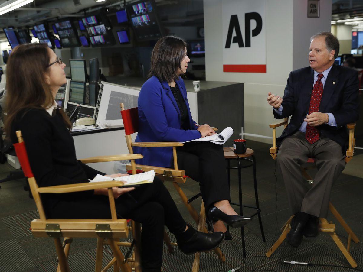AP Interview: Jones says farmers scared by Trump's tariffs