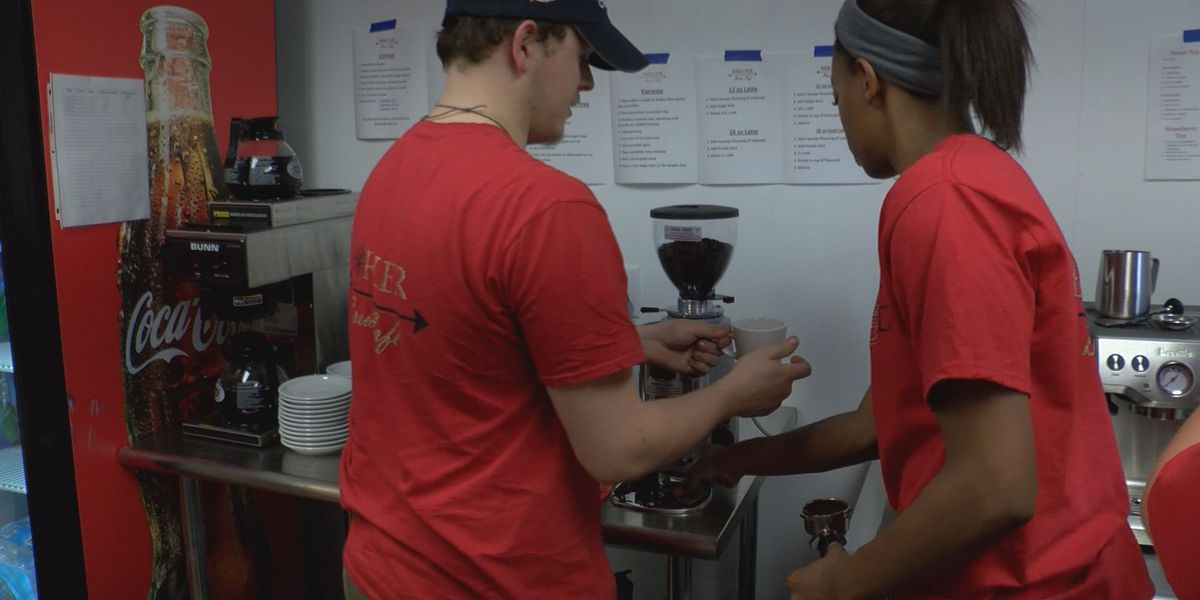 Culinary arts students at Stone County High open new cafe