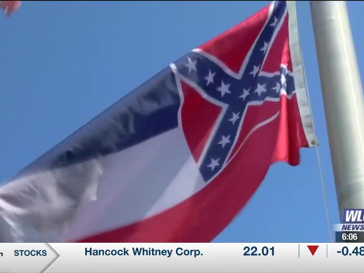 How South Miss. legislators voted on resolution to suspend rules, create committee to change flag