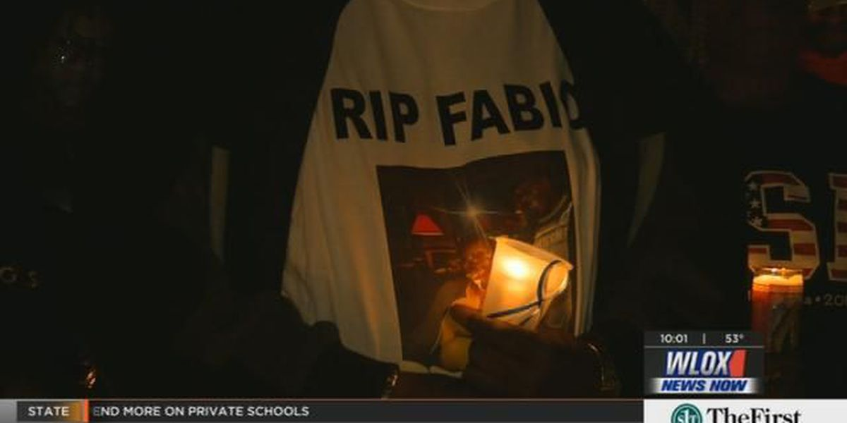 Vigil held in honor of man gunned down during Super Bowl party