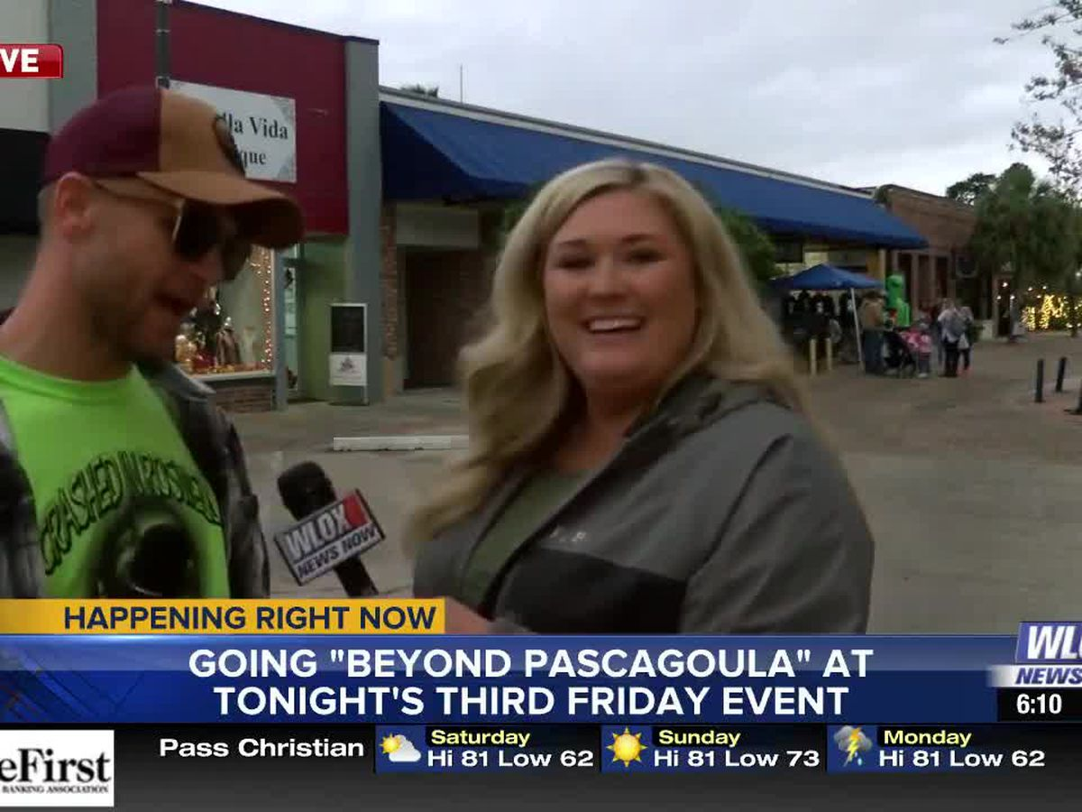 Paranormal investigator hits Pascagoula for second 'Third Friday'