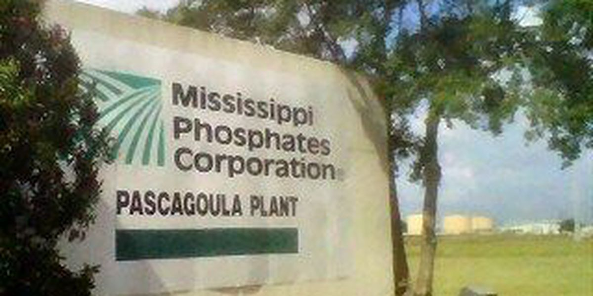 Mississippi Phosphates set to be sentenced in pollution case
