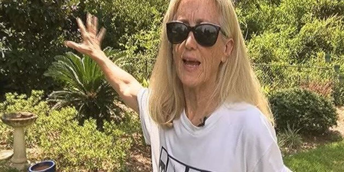 Edgewater Estates residents complain about nearby homeless camps