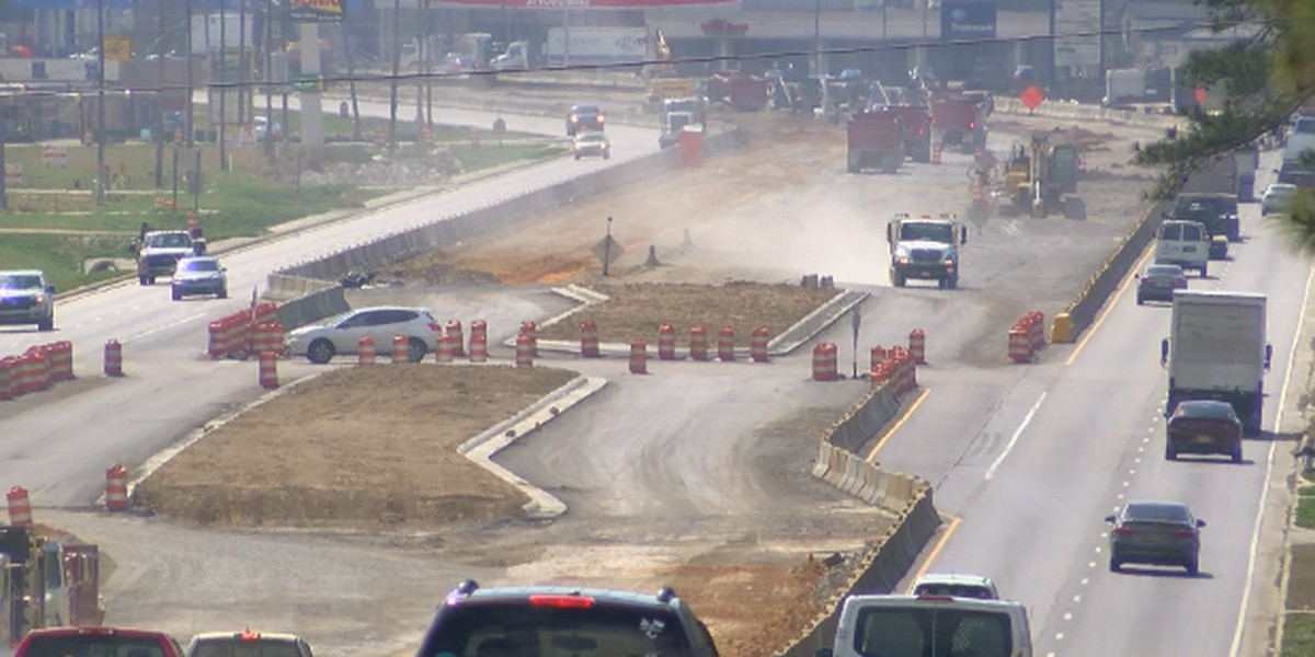 Highway 49 project on schedule for summer 2022 completion