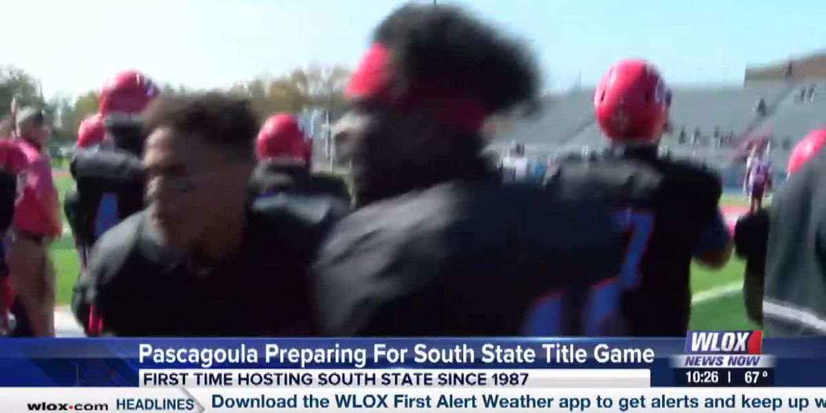 Pascagoula looks to remain hot in South State title