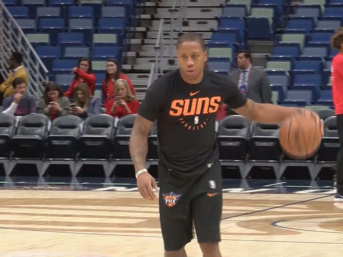 Phoenix Suns release former Biloxi standout Isaiah Canaan