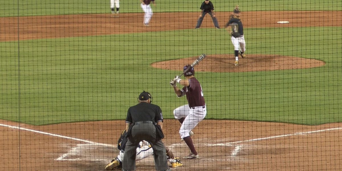 No. 12 Mississippi State popped Southern Miss at Trustmark Park in Pearl