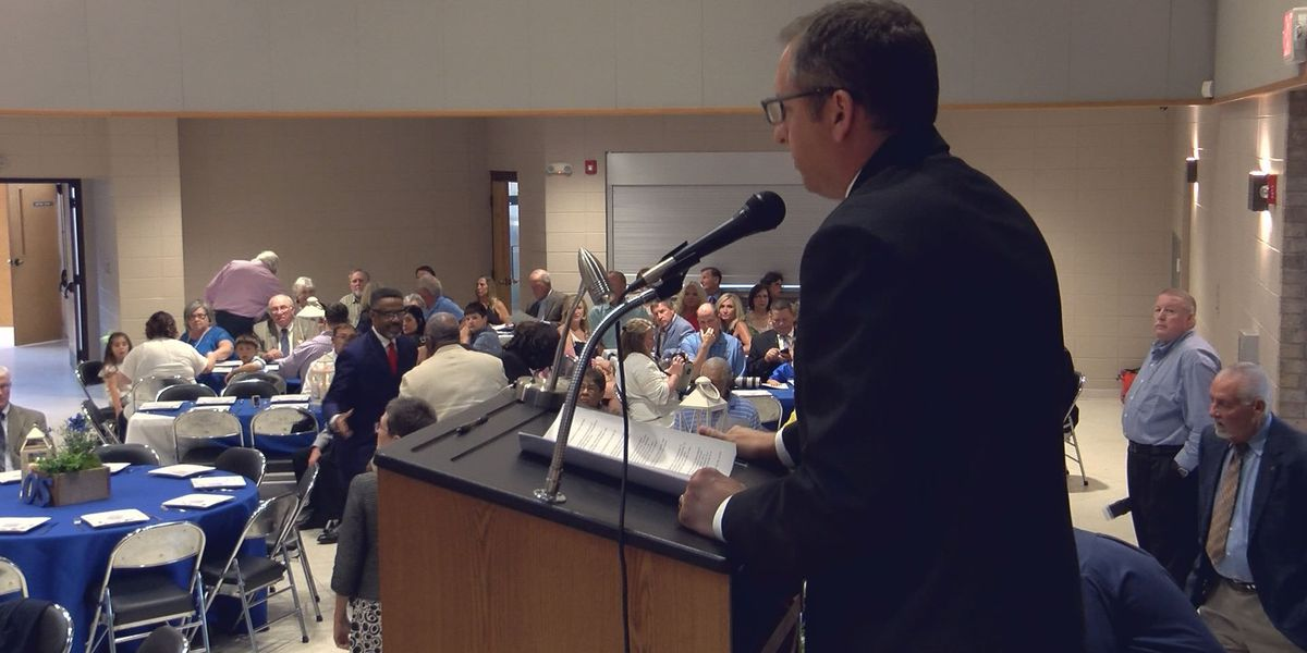 First induction class of Ocean Springs Sports Hall of Fame honored