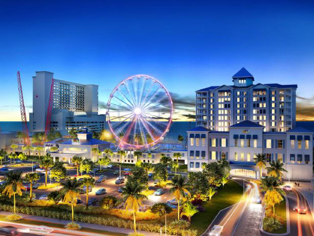 Margaritaville amusement park construction planned after summer