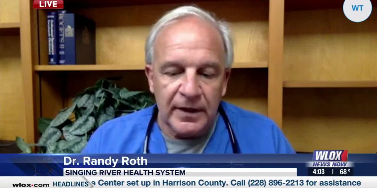 Chief Medical Officer Dr. Randy Roth gives insight on COVID-19 in Mississippi