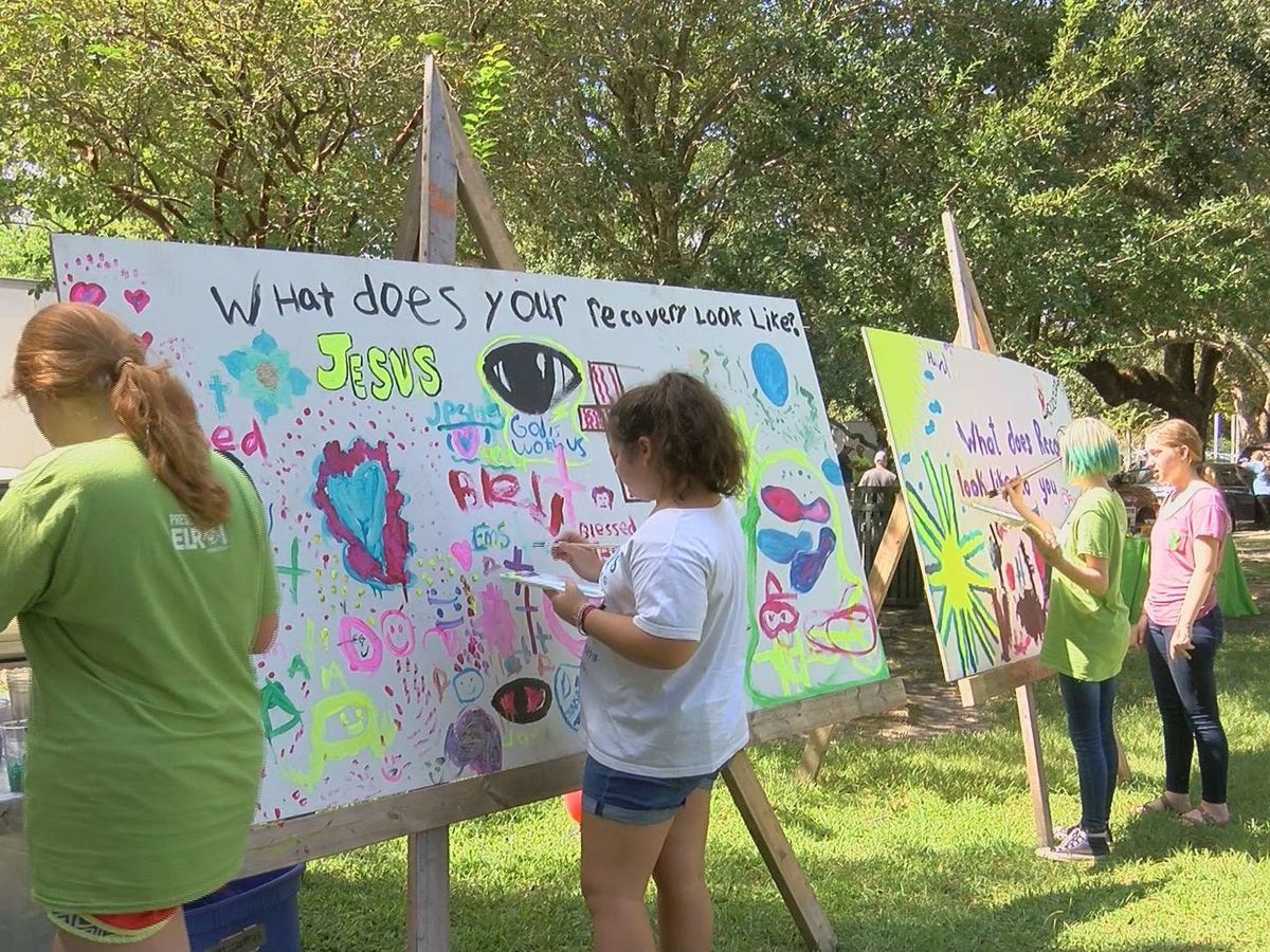 Rally for Recovery offers resources to those trying to beat addition