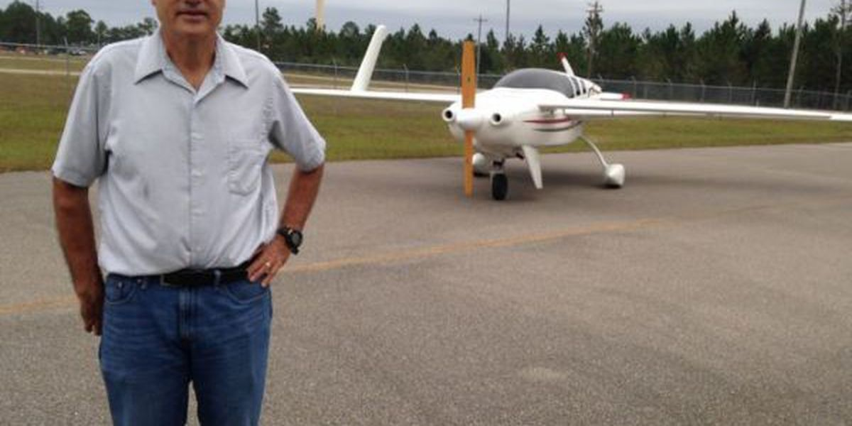 USM helps in search for missing plane