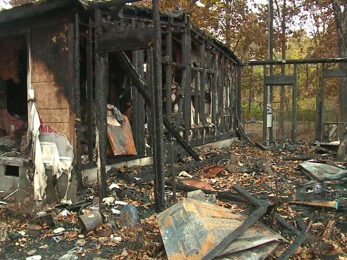 'He's our angel': Veteran battling cancer rescues neighbors from burning Ill. home
