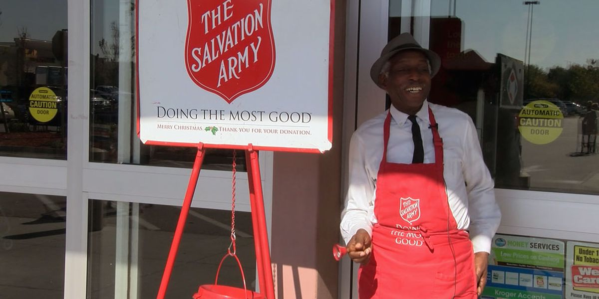 Salvation Army in need of bell ringers, food, and donations this holiday season