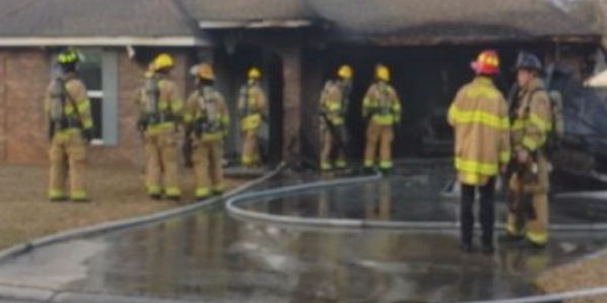 Officials: Car battery charger sparked house fire in Gulfport