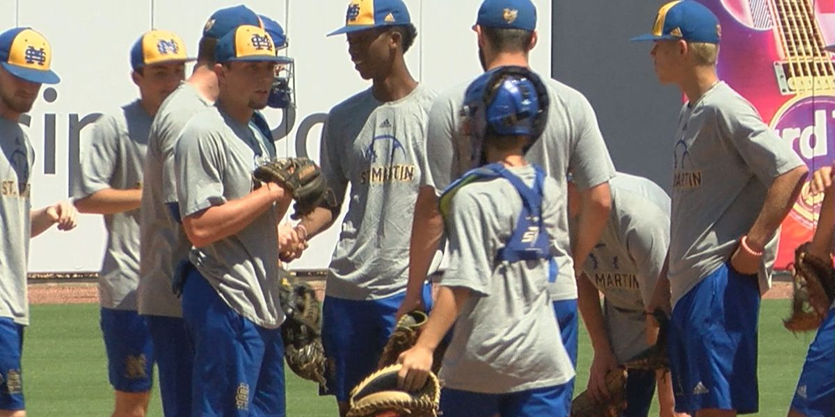 St. Martin Preps for State at MGM Park