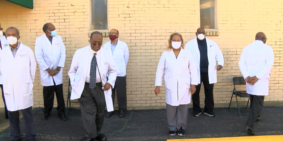 Physicians hoping to dispel vaccination distrust amongst Black community